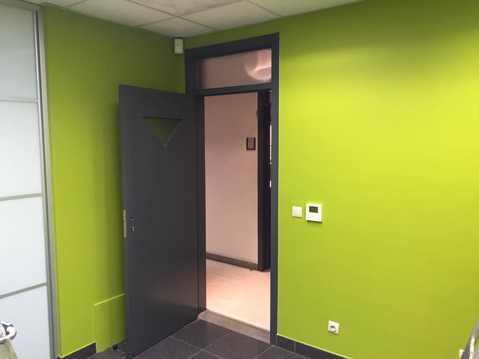 société de peinture en Belgique