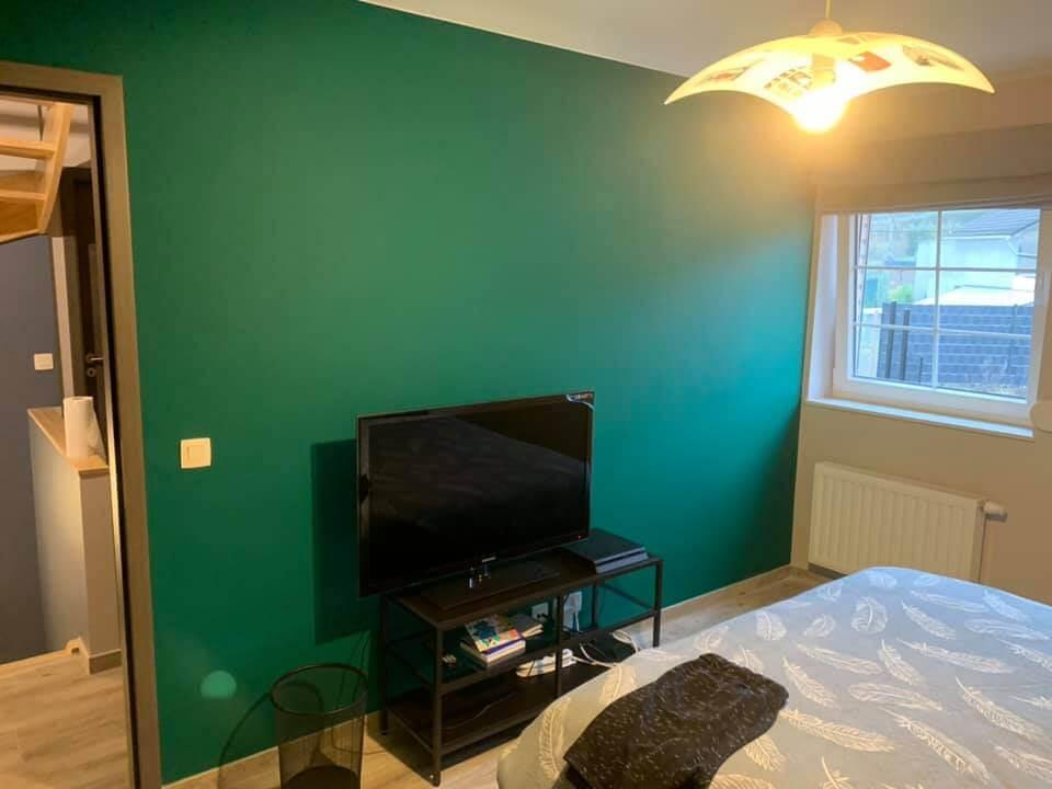 entreprise de peinture et revêtement de sol